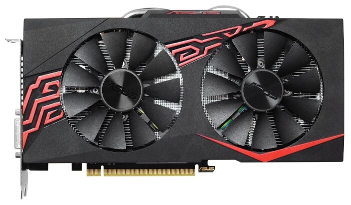 ASUS GeForce GTX 1060 1506Mhz PCI-E 3.0 6144Mb 8008Mhz 192 bit DVI 2xHDMI HDCP Expedition
