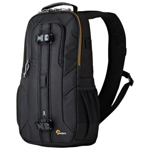 Фото - Рюкзак для фотокамеры Lowepro Slingshot Edge 250 AW черный рюкзак для фотокамеры kenko sanctuary 320 черный