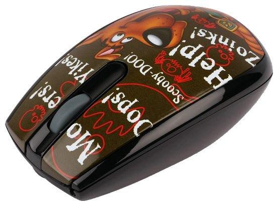 Мышь Modecom MC-320 ART SCOOBY DOO 2 USB