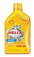 Моторное масло SHELL Helix HX5 Diesel 15W-40 1 л