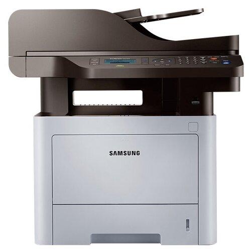 МФУ Samsung ProXpress M3870FW белый/серый