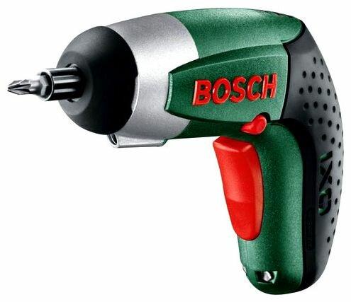 Аккумуляторная отвертка BOSCH IXO 3 set