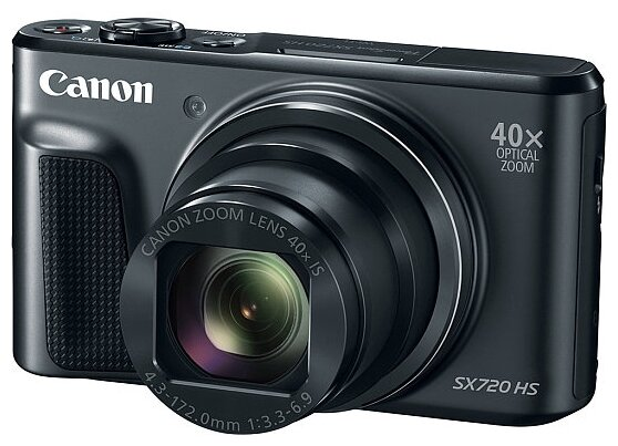 Canon Компактный фотоаппарат Canon PowerShot SX720 HS