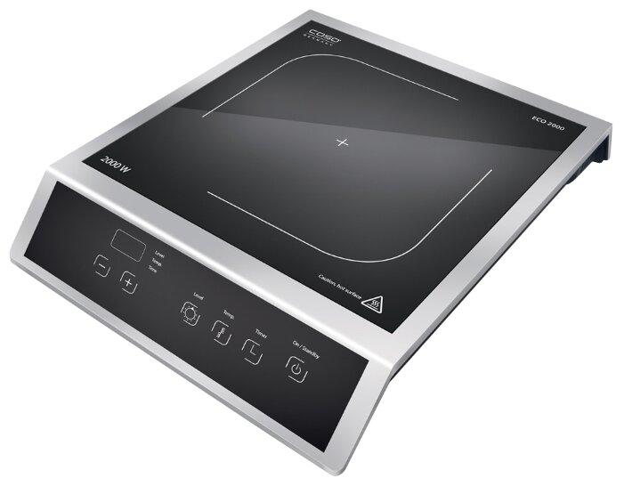 Сравнение с CASO Eco 2000 настольная индукционная плитка