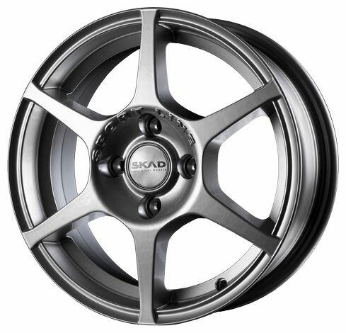 Колесный диск SKAD Ягуар 5.5x14/4x100 D67.1 ET38 Алмаз