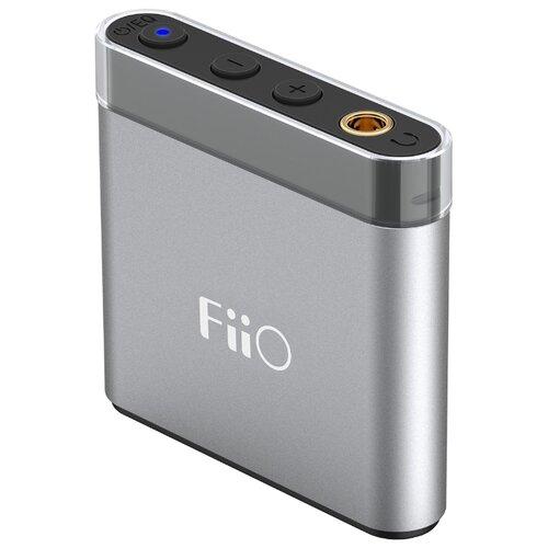 Усилитель для наушников Fiio A1 серебристый