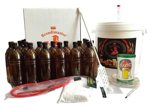 Пивоварня Brendimaster