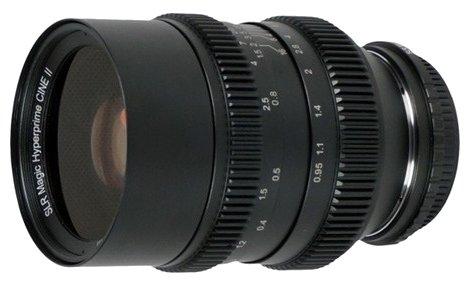 Объектив SLR Magic 35mm T0.95 Hyperprime II Micro 4/3