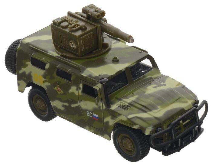 Внедорожник ТЕХНОПАРК ГАЗ 2330 Тигр Вооруженные силы