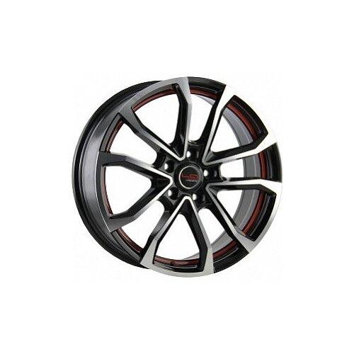 Фото - Колесный диск LegeArtis OPL516 7x17/5x110 D65.1 ET39 BKFRS колесный диск nz wheels sh667 7x17 5x110 d65 1 et39 bkfrs