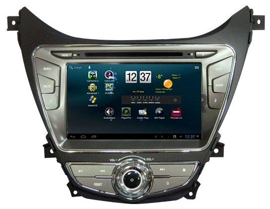 RedPower 15092 Carpad Duos Hyundai Elantra
