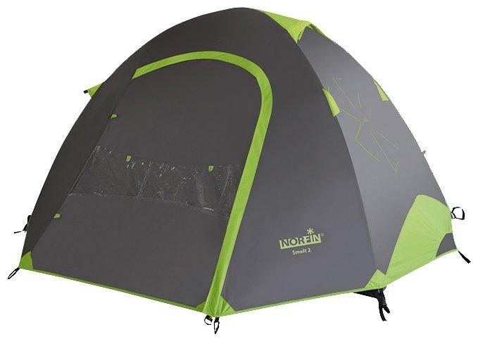 Палатка NORFIN Smel 2 Alu