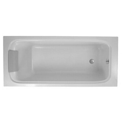 Ванна Jacob Delafon Elite 170x70 акрил левосторонняя/правосторонняя ванна из искусственного камня jacob delafon elite 170x75 с щелевидным переливом e6d031 00 без гидромассажа