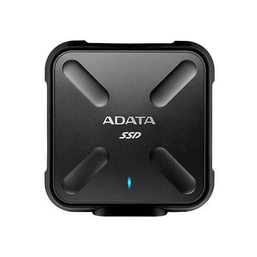 Фото - Внешний SSD ADATA SD700 512 ГБ, черный внешний ssd hp p700 512gb 5ms29aa 512 гб черный