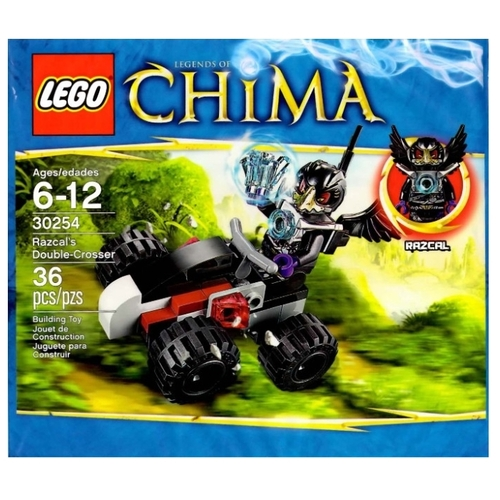 Конструктор LEGO Legends of Chima 30254 Краггер
