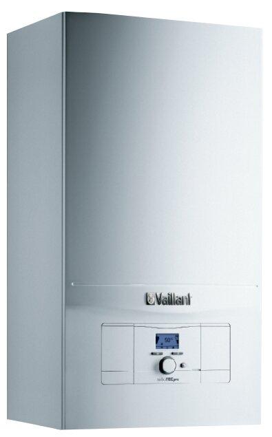 Газовый котел Vaillant turboTEC pro VUW 242/5-3 24 кВт двухконтурный