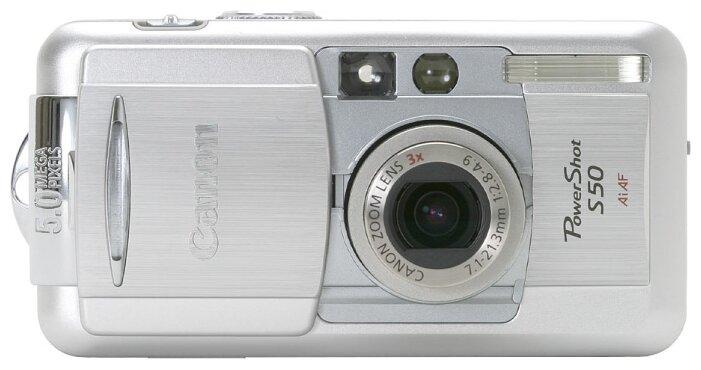 Фотоаппарат Canon PowerShot S50