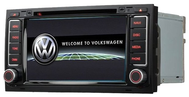 CarSys Windows CE VW Multivan 7""