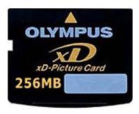 Карта памяти Olympus xD-Picture Card M-XD256P