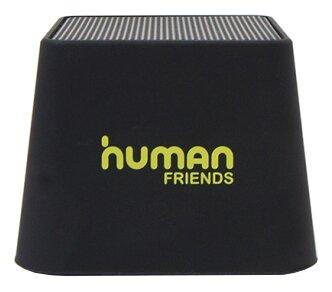 Human Friends Pyramid, Black портативная акустическая система