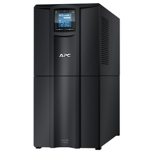 Интерактивный ИБП APC by Schneider Electric Smart-UPS SMC3000I