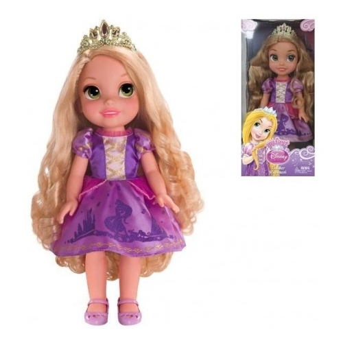 Кукла JAKKS Pacific Disney Princess Рапунцель 37 см 758280