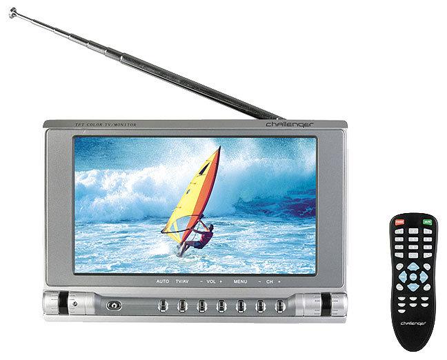 Автомобильный телевизор Challenger ATV-700 LCD Ver.3