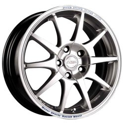 Колесные диски Racing Wheels H-415 7x17/5x112 D73.1 ET40 Black