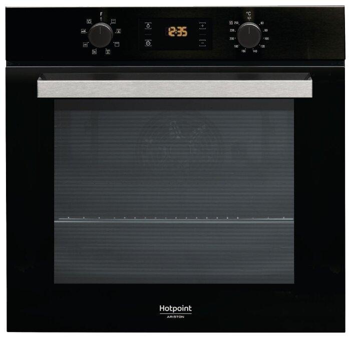 Встраиваемый электрический духовой шкаф Hotpoint-Ariston FA3 540 H BL HA