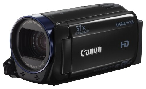 Canon Legria HF R66 Black