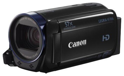 Сравнение с Canon LEGRIA HF R66 цифровая видеокамера