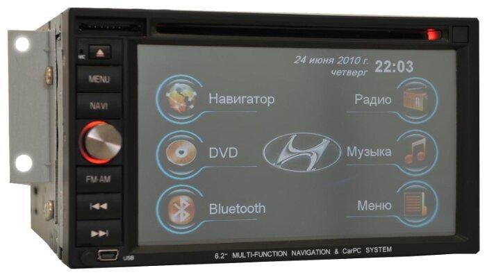 Автомагнитола MOTEVO Hyundai Elantra