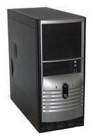 Компьютерный корпус Foxconn TS-02 300W Black/silver