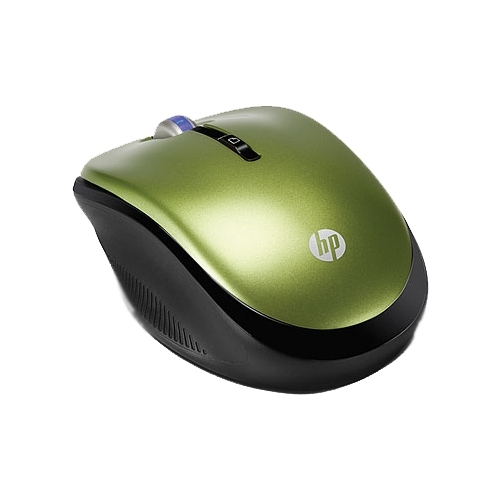 Мышь HP XP359AA Green USB