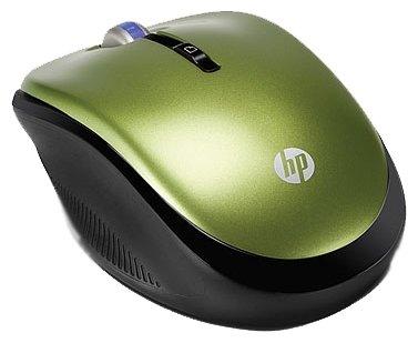 Мышь HP XP359AA Green USB