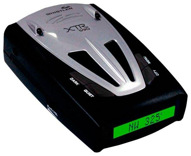 Whistler XTR-590
