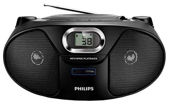 Philips Магнитола Philips AZ 385