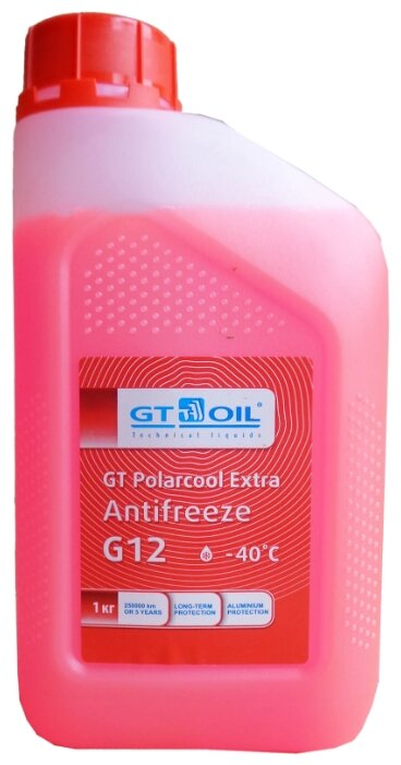 Антифриз GT OIL GT Polarcool Extra,