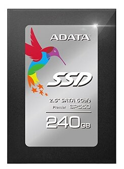 A-DATA SATA III 240Gb ASP550SS3-240GM-C 550 2.5""