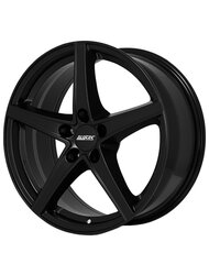 Диски Alutec Raptr 7,5x18 5x112 D57.1 ET51 цвет Racing Black Front Polished - фото 1