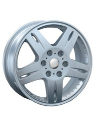 Диск литой Replica Replay VW VV70 6.5x17 PCD 6x130 ET62 D84,1 S - фото 1