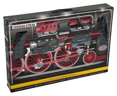 железная дорога Голубая стрела Стартовый набор, GS-87162