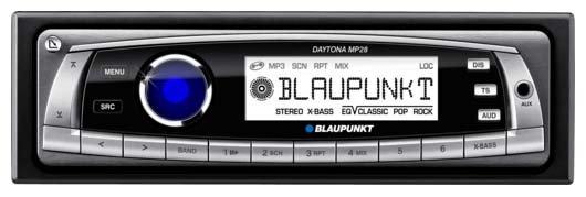 Автомагнитола Blaupunkt Daytona MP28