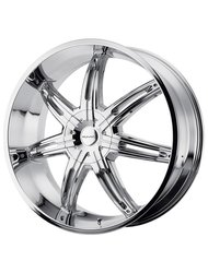 KMC 9x20/5x114,3*5x127 ET38 D72,62 KM665 Black/Machined - фото 1
