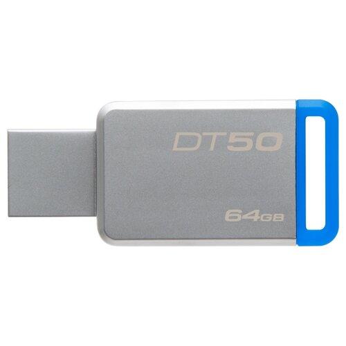 Купить Флешка Kingston DataTraveler 50 64GB
