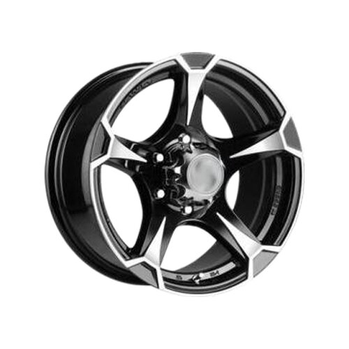 Колесный диск NZ Wheels SH659 8x17/6x139.7 D110.5 ET20 BKF