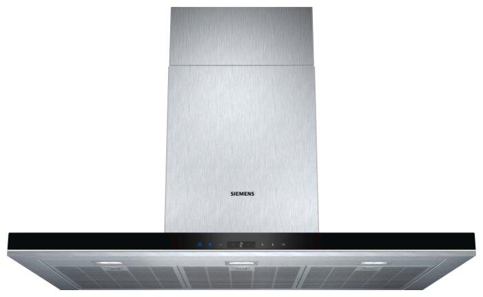 Сравнение с Siemens LC 98 BA 572