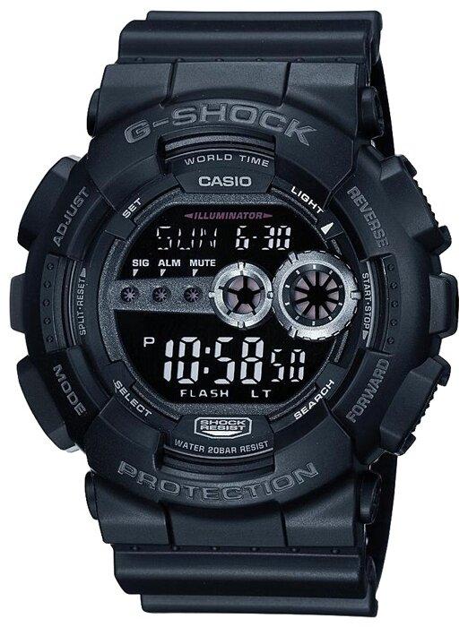 Наручные часы CASIO GD-100-1B