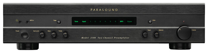 Parasound 2100