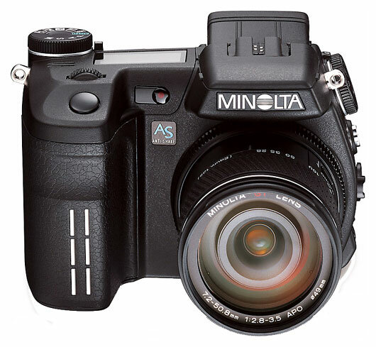 Фотоаппарат Minolta DiMAGE A1